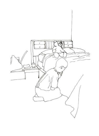 our father coloring pages - photo#31